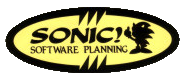 Sonic Software Planning's Logo