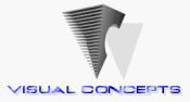 Visual Concepts's Logo