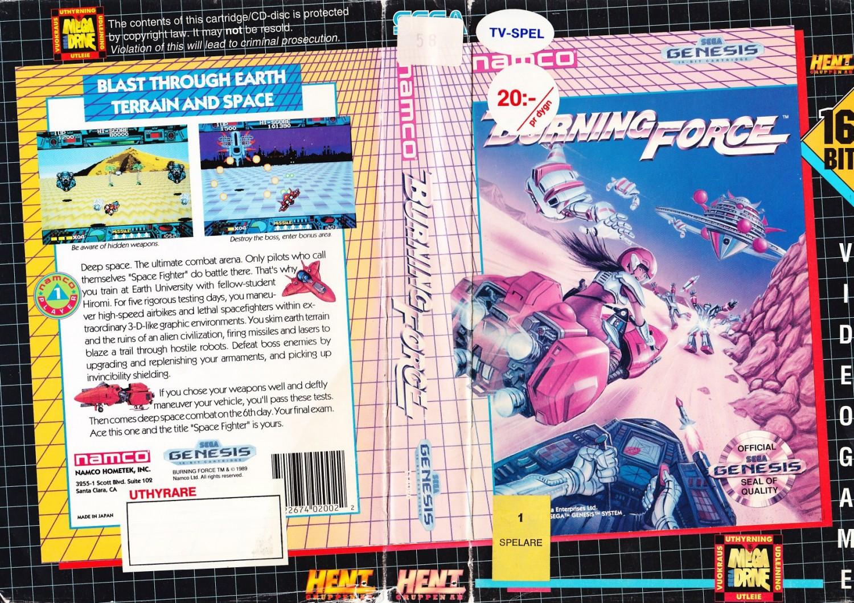 Les versions Rental de la Sega Megadrive 7032