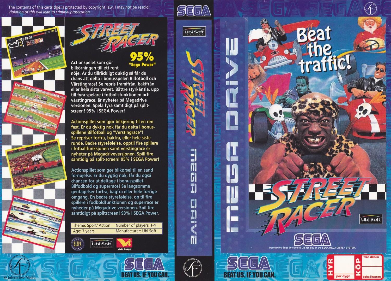 Les versions Rental de la Sega Megadrive 7087