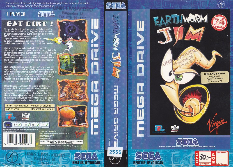 Les versions Rental de la Sega Megadrive 7448